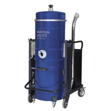 Trojfázové vysávače pre mokré a suché vysávanie