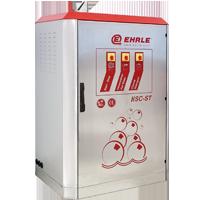 EHRLE  stacionárne  vysokotlakové stroje